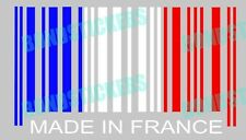Vinilo de corte pegatina MADE IN FRANCE francia PSA sticker decal racing
