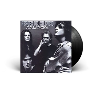 HEROES DEL SILENCIO Avalancha vinyl caifanes zoe bunbury cafe tacuba soda stereo