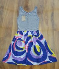 Mini Boden girls gorgeous cotton dress. Size S. Brand new with tag.