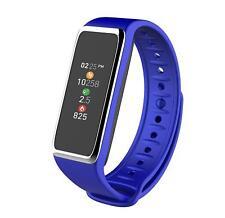 MyKronoz KRZEFIT3 Activity Tracker, Blue/Silver, Universal , Touchscreen