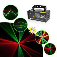 SUNY DMX Laser Light Stage Show 200mW RGY Scanner DJ Dance Party Club Lighting
