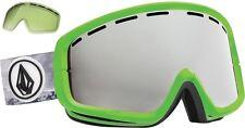 NEW Electric EGB2 Volcom Colab mens ski snowboard goggles +free lens Ret$120