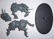 CHAOS KNIGHTS Cavallo D & base -- G499