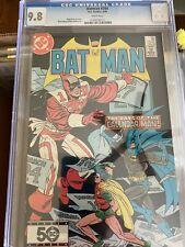 Batman #384 CGC 9.8