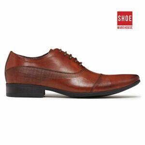 Julius Marlow BORRIS Brown Mens Lace-up Fashion Leather Shoes
