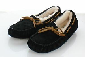 47-45 NEW $100 Women's Size 7 US UGG Dakota Suede Moccasin Slipper