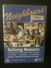 Nachbarn Defining Moments DVD Australischer Soap Serie Kylie Minogue 2-Discs