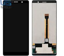 Für Nokia 7 Plus TA1046 LCD Bildschirm Display Touchscreen Digitizer TFT Schwarz