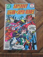 Superboy and the Legion of Super-Heroes #234 DC December 1977 - Mike Grell