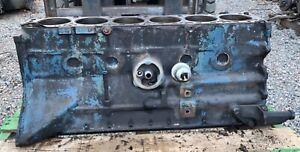 P30 Block off Datsun 240Z. +.020  -T- 5