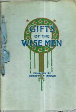 RARE 1913 GIFTS OF THE WISE MEN CHRISTIAN GIFT IDEA