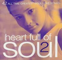 Heart Full of Soul Vol.2, Various, Audio CD, Good, FREE & FAST Delivery