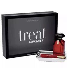 Victoria's Secret 3 pc Very Sexy Rollerball, Parfum & Tray Gift Box Set