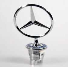 3D Auto Car Front Hood Emblem Badge Fits Mercedes Benz W202 W204 W221 W208 W220