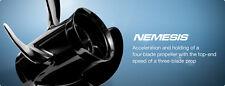 48-8M0055537  Mercruiser Propeller 14 X 23 Pitch RH 4 BLADE Prop NEMESIS