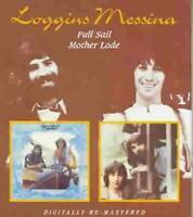 LOGGINS & MESSINA - FULL SAIL/MOTHER LODE NEW CD