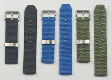 Unbranded Blue Men's Wristwatch Straps