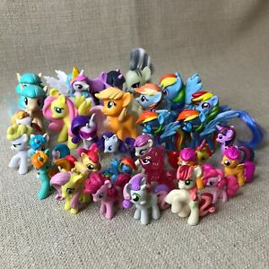 My Little Pony Mini Figures Lot 30 - Mixed Sizes Mini Blind Bag Assorted
