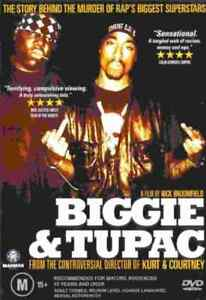 Biggie & Tupac 2PAC - The Story Behind the Murders - Music Documentary DVD