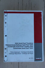 Case Ih 2344 Combine Original Parts Catalog 7 3110