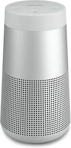 Bose SoundLink Revolve Bluetooth Speaker - USB + Bonus Power Bank Lux Gray