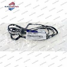 Genuine Hyundai Kia Rocker Cover Gasket - Left 22441 3E011