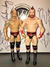 THE BAR SHEAMUS CESARO WWE Mattel Battle Packs 60 Wrestling Figure Tag Team