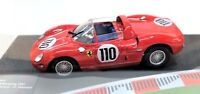MODELLINO AUTO FERRARI RACING 1/43 250P CAR MODEL MODELLO DIECAST IXO COCHE NEW