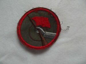 DDR - Abzeichen aus Stoff - Aufnäher - Ärmelabzeichen - Kampfgruppen