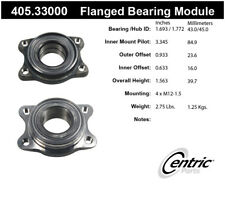 Wheel Bearing Assembly-W8, AWD Front,Rear Centric 405.33000