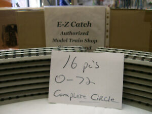 NEW MTH 72 inch Diameter Complete Standard Gauge Circle with Roadbed # 10-99072