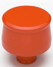 Trans-Dapt 9953 Push in STILE Alluminio Tappo Sfiatatoio Chevy Arancione verniciato a polvere