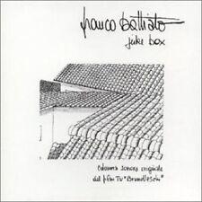Franco Battiato - Juke Box [New CD]