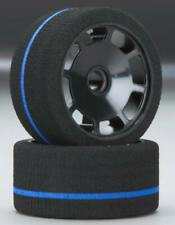 NEW BSR F1033-GT 1/10 GT Fr Tire On-Road Spec Foam Tires/Wheels 2 FREE US SHIP