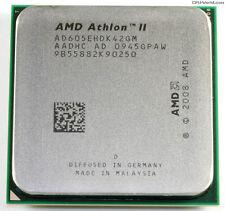 AMD Athlon II X4 605e CPU Processor AD605EHDK42GM 2.3GHz 4-Core Socket AM3 45W