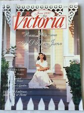 Good Housekeeping's Victoria Magazine Volume Four Number Six June 1990