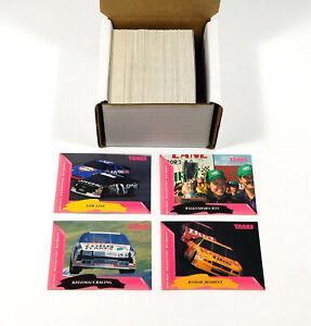 1993 Traks NASCAR Racing Card Set (200) Jeff Gordon