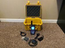 Iridium 9575 Extreme Satellite Phone w/ Pelican 1300 Case VERY GOOD - WORLD SHIP