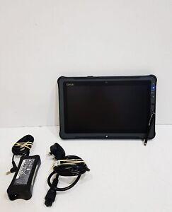 GETAC RUGGED TOUGHBOOK TABLET F110 G2 CORE I5 4GB RAM 128GB SSD WINDOWS 10GETAC