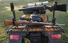 NEW Quad Bike Two Gun & Bow Rack Holder - Motorbike, ATV, Firearm, Shooting