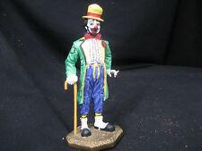 Princeton Gallery 1995 Aristocrat clown green coat cane good condition