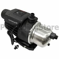Grundfos MQ3-45 Booster Pump, 1HP, 115V, 96860195