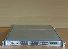 EMC DS-4100B Brocade 4100 32 Port 4Gbps FC Fibre Channel SAN Switch + GBIC