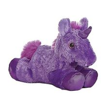 "Aurora Fancy Pals Purple Unicorn 8"" #31323 Stuffed Animal Toy"