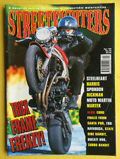 STREETFIGHTERS - Extreme personnalisé MOTO MAGAZINE - no.74 avril 2000