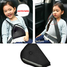 Children Baby Kids Car Safety Cover Strap Adjuster Pad Harness Seat Belt Clip UK