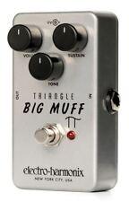 Electro-harmonix Triangolo Big Muff Pi Fuzz Pedale