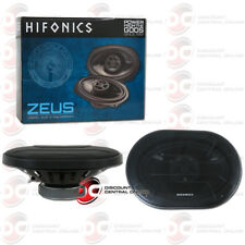 "BRAND NEW HIFONICS 6x9-INCH 3-WAY CAR AUDIO COAXIAL SPEAKERS PAIR 6x9"" 400W"