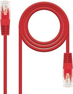 Nano Cable Câble Ethernet réseaux informatique RJ45 Cat.5e UTP AWG24 0,5/1/3/10M