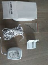 24 Volt C-Wire Thermostat and Doorbell Transformer, 25 Ft Power Supply Adapter